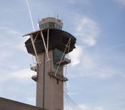Los Angeles International Airport Tower Stock Images