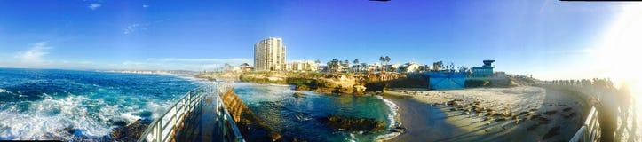 Los Angeles Jolla zdjęcie stock