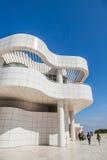 LOS ANGELES - JUNE 1: The J. Paul Getty Museum Stock Image