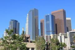 Los Angeles Kalifornien Arkivbilder