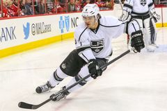 Los Angeles Kings defenseman Drew Doughty Royalty Free Stock Photos