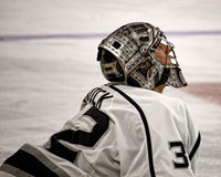 Los Angeles Kings goaltender Jonathan Quick Stock Image