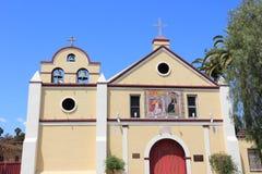 Los Angeles kyrka royaltyfri bild