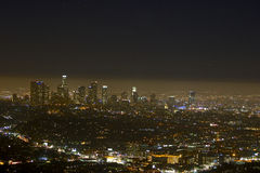 Los Angeles, la Californie Photos libres de droits