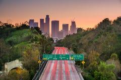 Los Angeles la Californie images libres de droits