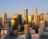 Los Angeles Linia horyzontu zdjęcie stock