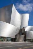LOS ANGELES, LIPIEC - 26: Walt Disney filharmonia wewnątrz Fotografia Stock