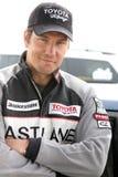 Michael Trucco, Speedway Lizenzfreies Stockfoto
