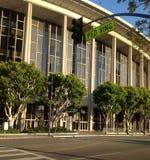 Los Angeles - Musik-Center Stockfotos