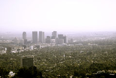 Los Angeles occidentale Images stock