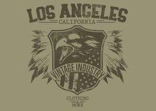 Los Angeles orły Zdjęcie Royalty Free
