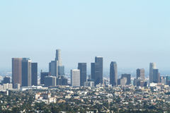 Los angeles panorama Royalty Free Stock Image