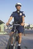 Los Angeles policeman Stock Image