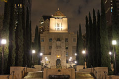Los Angeles Public Library Stock Photography