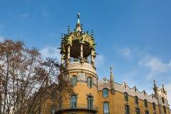 Los Angeles Rotonda, Barcelona Obraz Royalty Free
