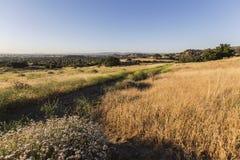 Los Angeles San Fernando Valley Morning Stock Image