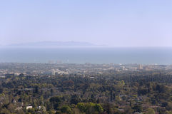 Los Angeles and Santa Catalina Island Stock Photos