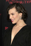Milla Jovovich  Stock Images