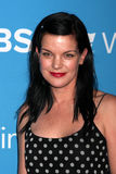 Pauley Perrette. LOS ANGELES - SEP 15:  Pauley Perrette arrives at the CBS 2012 Fall Premiere Party  at Greystone Manor on September 15, 2012 in Los Angeles, CA Stock Photography