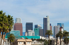 Free Los Angeles Skyline Royalty Free Stock Images - 12358159