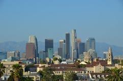 Los Angeles Skyline Royalty Free Stock Image