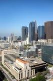 The Los Angeles Skyline Stock Photo