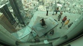 Los Angeles Skyslide metrajes