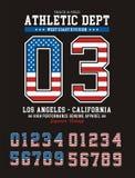 Los Angeles sportive Photos stock