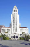 Los Angeles stadshus, i stadens centrum medborgarcentrum Royaltyfri Bild
