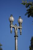Los Angeles Street Lights Royalty Free Stock Photo