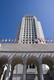 Los Angeles town hall Stock Photos