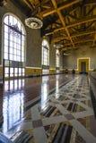 Los Angeles unionstation arkivfoton