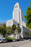 Los Angeles Urząd Miasta Fotografia Stock