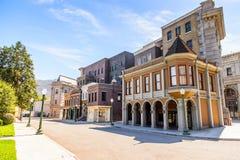 Universal Studios Hollywood Park, Los Angeles, USA royalty free stock photography
