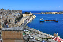Los Angeles Valletta, Malta Obraz Royalty Free