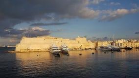 Los Angeles Valletta Malta Zdjęcia Stock