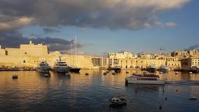 Los Angeles Valletta Malta Obraz Royalty Free