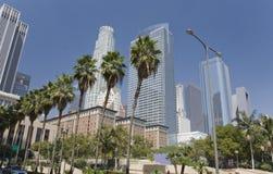 Los Angeles van de binnenstad royalty-vrije stock afbeelding