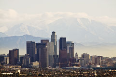 Los Angeles van de binnenstad 3 Stock Foto's