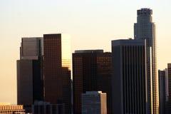 Los Angeles van de binnenstad #36 Royalty-vrije Stock Afbeeldingen