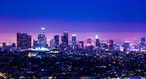 Los Angeles van de binnenstad #41 Stock Afbeeldingen