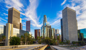 Los Angeles van de binnenstad #41 Royalty-vrije Stock Afbeeldingen