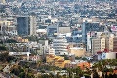 Los Angeles van de binnenstad Stock Foto's