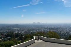 Los Angeles van de binnenstad Stock Afbeelding