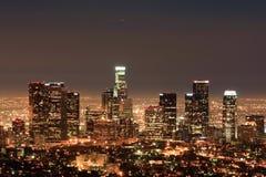 Los Angeles van de binnenstad royalty-vrije stock foto's