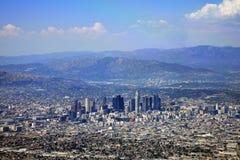Los Angeles van de binnenstad Stock Afbeeldingen