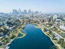Los Angeles van de binnenstad #41 Stock Foto
