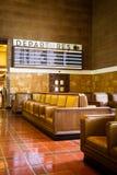 Los Angeles-Verbands-Stations-Wartebereich lizenzfreie stockfotografie