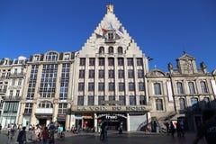 Los Angeles Voix Du Nord w Lille, Francja Zdjęcie Royalty Free