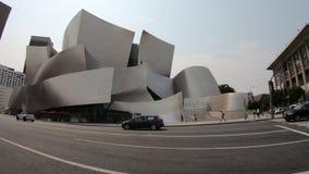 Los Angeles Walt Disney Concert Hall almacen de video